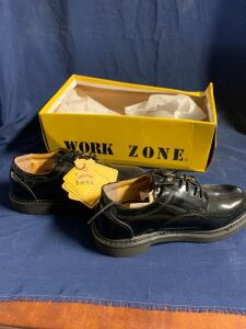 "WORK ZONE 4"" SHOES"