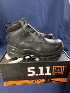 "ATAC 6"" SHIELD SIDE ZIP SIZE 8.5 R MID BOOTS"