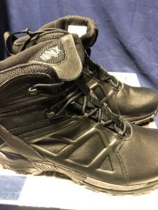 HAIX BLACK EAGLE TACTICAL 20 MID BOOTS SIZE 9