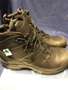 HAIX BLACK EAGLE SAFETY ATHLETIC 2.0 SIZE 12W MID BOOTS