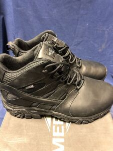 MERRELL TACTICAL MOAB 2 MID RESPONSE SIZE 12 MID BOOTS