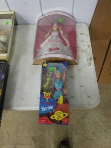 2 New Mattel Barbie Dolls
