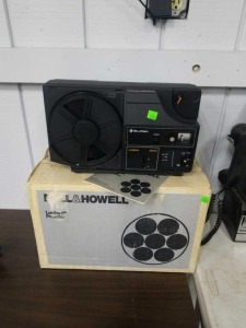 Bell & Howell Lumina Model MX33 8mm Projector