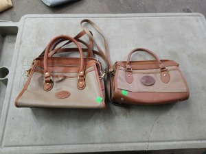 2 Dooney And Bourke Purses