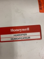 HONEYWELL HUMIDIFIER - 4