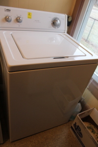 Estate Washer Heavy Duty 8 Cycle 2-Speed combinations