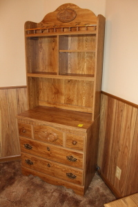 LEA Industries Hutch with 3 drawers