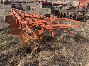 5 Bottom Pull Type Plow