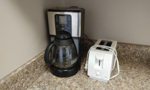 Mr. Coffee Coffee Maker & Toaster
