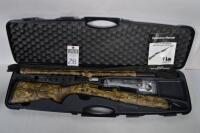 H&K FABARM Lion MKII, 12ga., 3 inch Chamber, semi-auto, 26in. Camo wrapped barrel, stock & forearm, with box and documents, Serial # 5011821 - 2