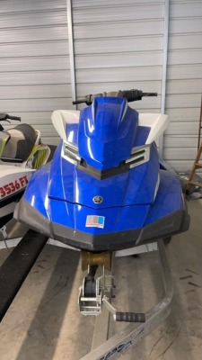 2017 Yamaha FC1800 Supercharged with Double Trailer