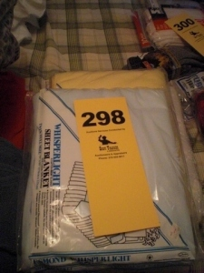 (3) Packs of bedding, still in package