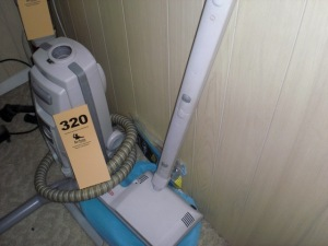 Late model Electrolux Epic vacuum