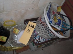 (3) Lots of household goods