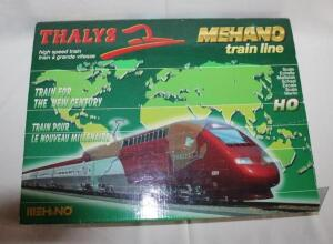 Thalys Mehano Train Line, HO scale