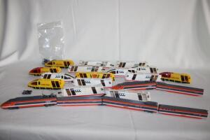 Bachmann TGV high speed train