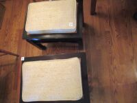 2 oriental style end tables/stools -LR - 6
