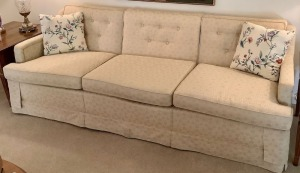 Heritage Upholstered Sofa