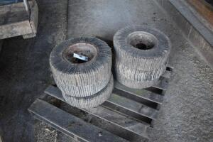 hard implement wheels
