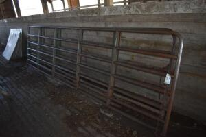 (2) 16ft farm gates
