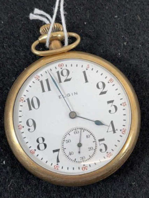 Elgin Pocket Watch- Seven Jewels, 17993292