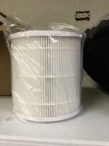 Lot of 4 OrderStop OSAP5 H13 HEPA Air Purifier Filters
