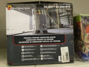 Mr Heater 30k - 80k BTU/Hr Propane Gas Heater