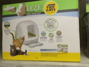 Purina Tidy Cats Breeze Hooded System