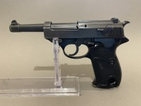 WALTHER MODEL P1 - 9