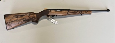 Ruger 10/22 .22LR with Eagle Stock