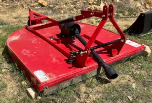 Wood Model RC6 6ft Rotary Mower