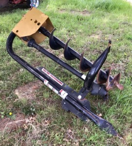 Continental Belton 3pt Post Hole Digger