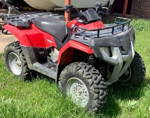 Polaris Sportsman 300 4-Wheeler