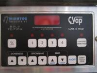 Winston CAC509GR Electric Cook/Hold Oven - 3