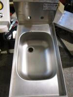 Krowne KR18-S12C Under Bar Hand Sink - 3