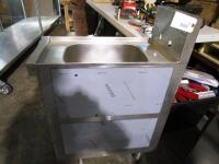 Krowne KR18-S12C Under Bar Hand Sink - 4