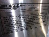 Eagle FB24-24 Stainless Steel Filler Board - 4
