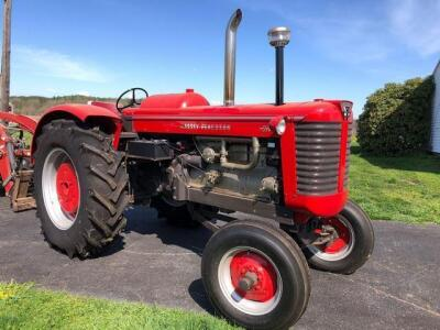Massey-Ferguson 97 LP Tractor - Restored Show Tractor - will need propane to start