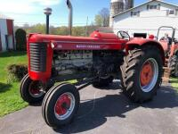 Massey-Ferguson 97 LP Tractor - Restored Show Tractor - will need propane to start - 2