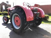 Massey-Ferguson 97 LP Tractor - Restored Show Tractor - will need propane to start - 3
