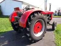 Massey-Ferguson 97 LP Tractor - Restored Show Tractor - will need propane to start - 4