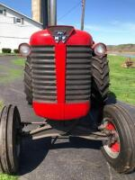 Massey-Ferguson 97 LP Tractor - Restored Show Tractor - will need propane to start - 10