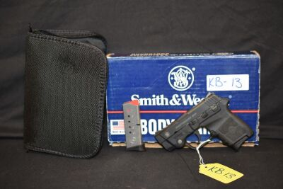 "S&W MODEL BG380 ""BODYGUARD"" PISTOL"