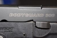 "S&W MODEL BG380 ""BODYGUARD"" PISTOL - 7"