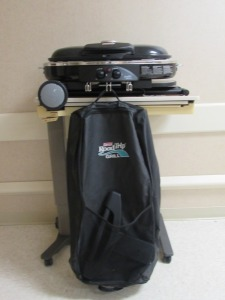 Tail Gate Grill w/cover