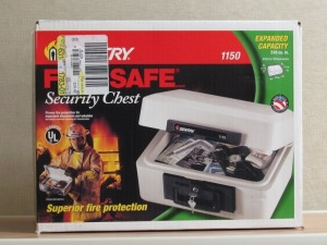Sentry Fire Safe