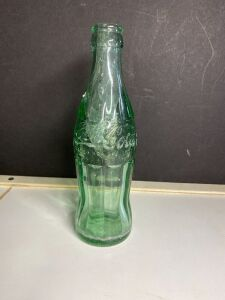 6.5 OZ. COCA COLA BOTTLE ' SOMERSET KY'