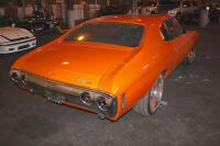 1972 Cherolet Chevelle Malibu [this was changed per the US Marshals Service] (ENGINE WILL NEED WORK IT CURRENTLY DOES NOT RUN) (ENGINE IS NOT COMPLETE) - 7