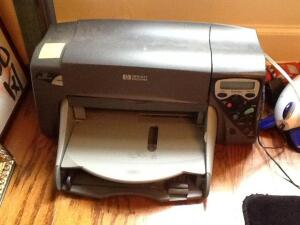 Hewlett Packard Photosmart P1000 printer