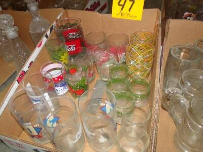 Collectible Drink Glasses
